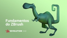 Fundamentos do ZBrush
